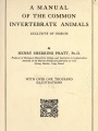 A manual of the common invertebrate animals